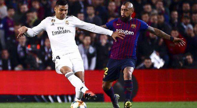 Реал Мадрид – Барселона: онлайн-трансляция ответного матча 1/2 финала Кубка Испании – как это было