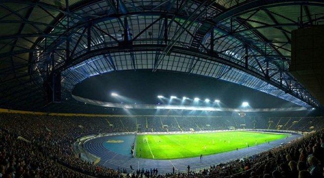 ФФУ передала до УЄФА всі документи та гарантії в рамках заяви на проведення в Харкові матчу за Суперкубок УЄФА