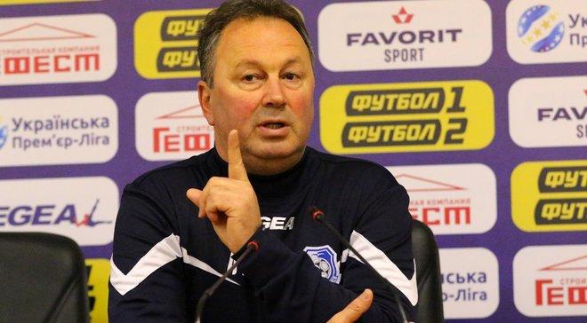 Червенков: Ми звикли програвати через пенальті, спостерігається якась тенденція проти Чорноморця