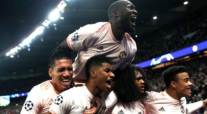 """Манчестер Юнайтед вырвал победу над ПСЖ: грамотная тактика Сульшера, возвращение величия """"дьяволов"""" и фиаско парижан"""