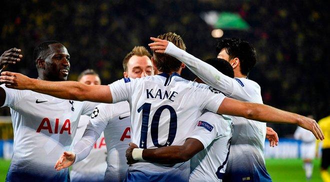 Боруссия Д – Тоттенхэм – 0:1 – видео гола и обзор матча