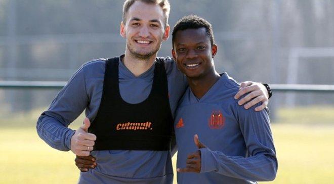 Макаренко повернувся до тренувань після травми – Євген не грав за Андерлехт з грудня