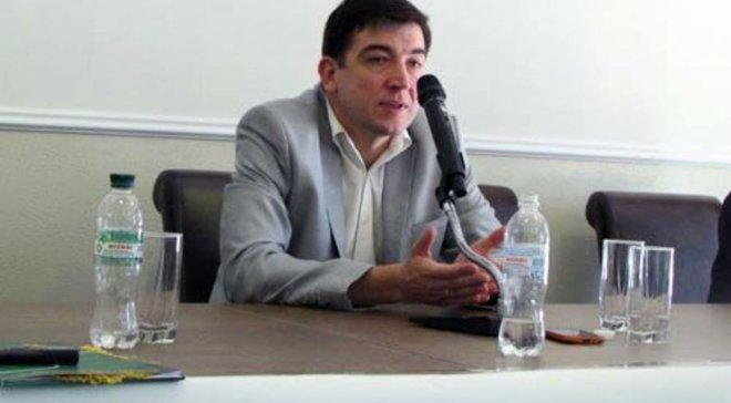 Суми не будуть зніматись з Першої ліги, – президент ПФЛ Макаров