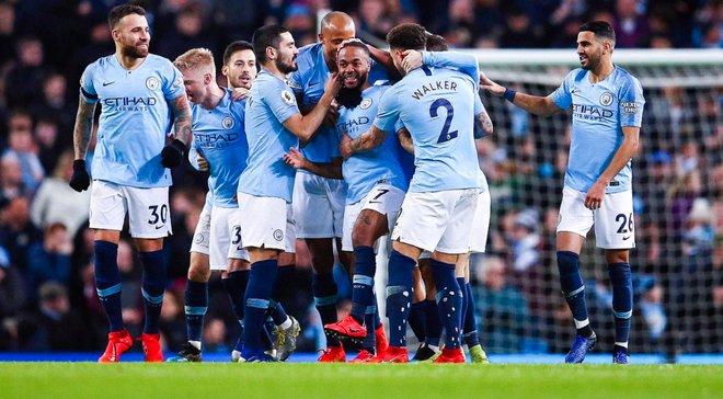 Манчестер Сити – Уотфорд – 3:1 – видео голов и обзор матча