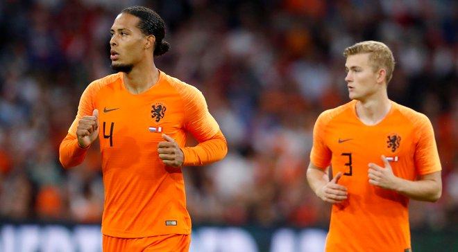 Де Лігт: Можливо, одного дня я буду грати з ван Дейком за один клуб