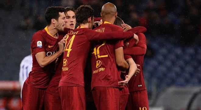 Перша перемога Раньєрі після повернення в Рим у відеоогляді матчу Рома– Емполі