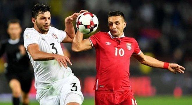 Хочолава отримав виклик у збірну Грузії