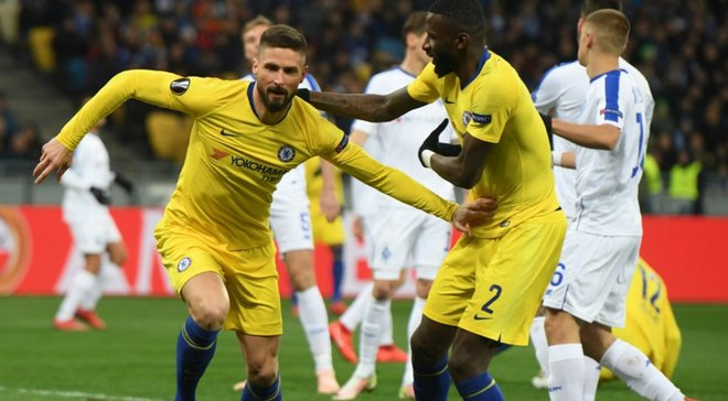 Динамо – Челсі – 0:5 – відео голів та огляд матчу