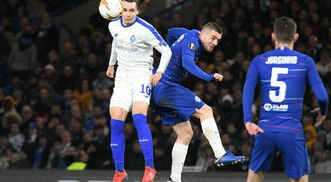 Динамо – Челсі: 2 з топ-5 найнебезпечніших гравців киян 2019-го пропускають матч, крутість Саррі  та несподівані цифри