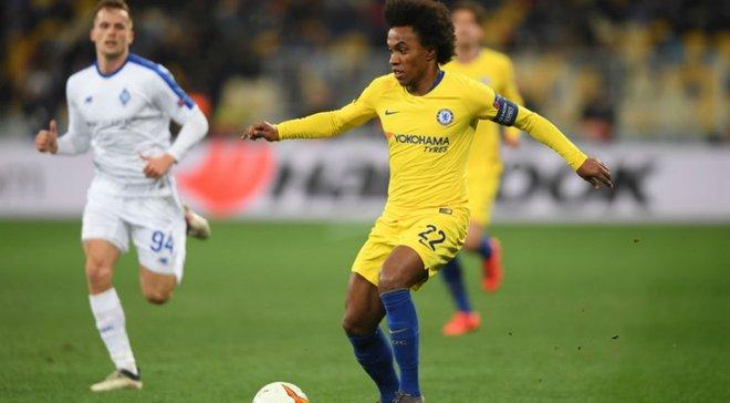 Динамо – Челсі: онлайн-трансляція матчу-відповіді 1/8 фіналу Ліги Європи – як це було