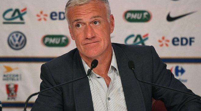 Дешам оголосив склад збірної Франції на матчі відбору до Євро-2020 проти Молдови та Ісландії