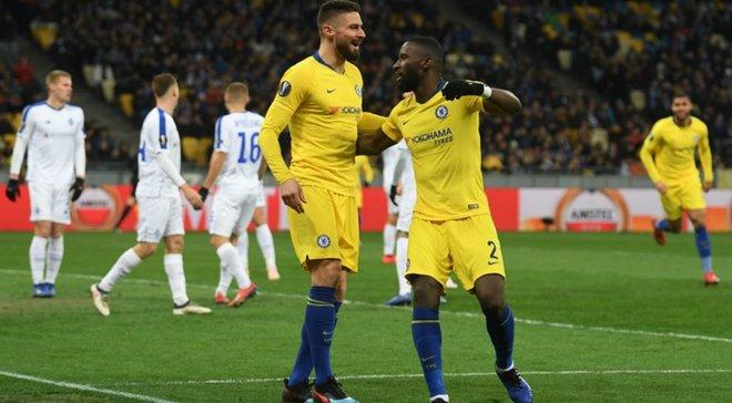 Визначились всі учасники 1/4 фіналу Ліги Європи – Динамо припинило боротьбу за трофей