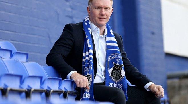 Скоулз покинув посаду головного тренера Олдхема, пропрацювавши у клубі лише місяць