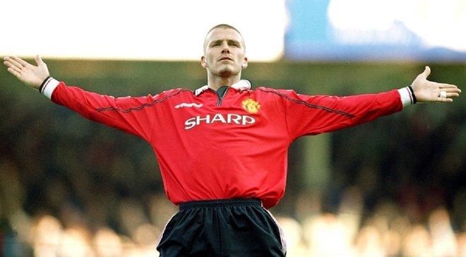 Бекхем знову зіграє за Манчестер Юнайтед