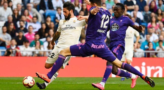 Реал – Сельта – 2:0 – видео голов и обзор матча