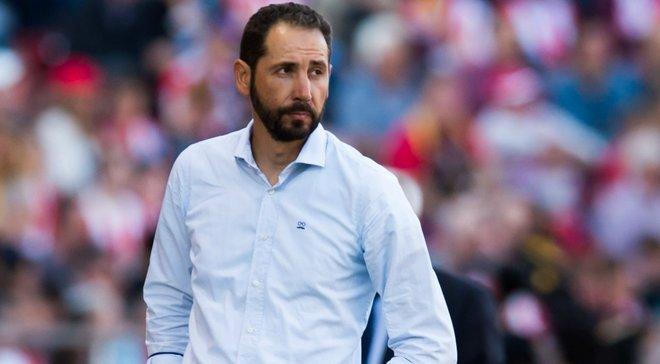 Мачін звільнений з посади головного тренера Севільї