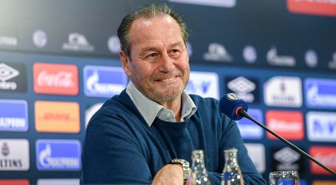 Стевенс став виконувачем обов'язків головного тренера Шальке Коноплянки до кінця сезону