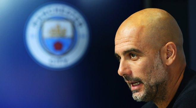 Гвардиола: Раньше самым большим успехом Манчестер Сити был выход в полуфинал Лиги чемпионов
