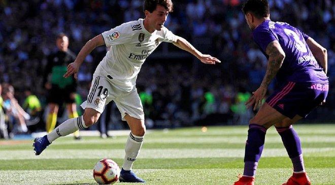 Одріосола: Зідан – частина історії футболу і Реала