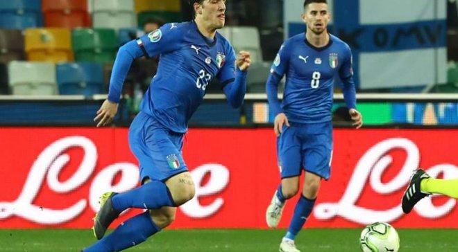 Италия – Финляндия – 2:0 – видео голов и обзор матча