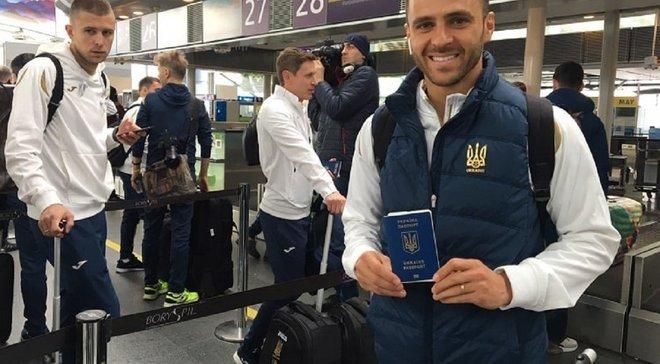 Ващук: После украинского паспорта Мораес должен получить военный билет