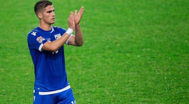 Кіпр – Сан-Марино – 5:0 – відео голів та огляд матчу