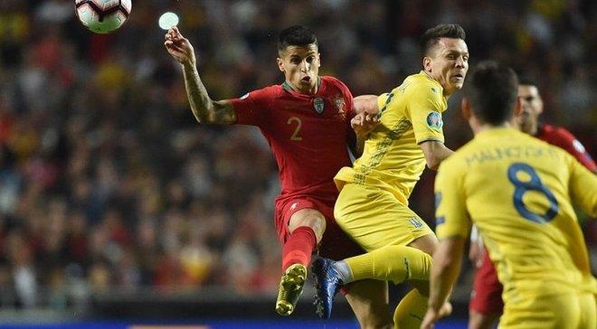 Найкращі гравці дня у відборі Євро-2020: українець у топ-3, наш сенсаційний суперник, 2 португальці та партнер Зінченка
