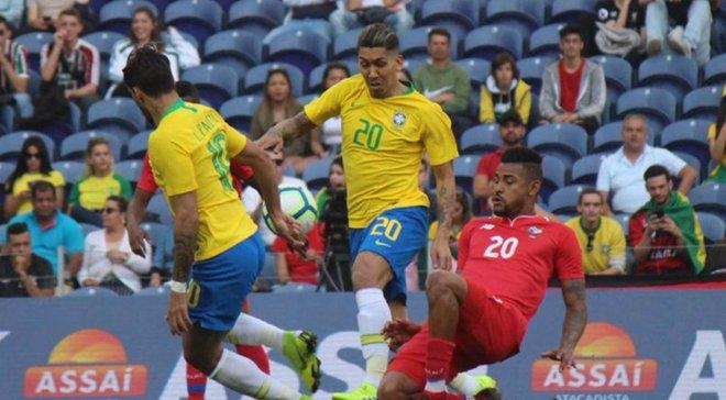 """Бразилія не змогла перемогти Панаму – Пакета забив дебютний гол за """"селесао"""""""