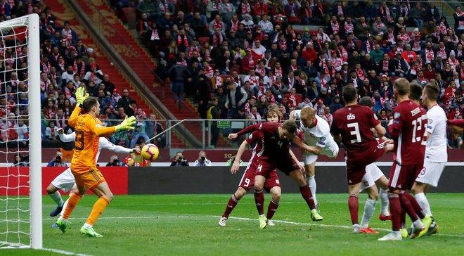 Польща – Латвія – 2:0 – відео голів та огляд матчу