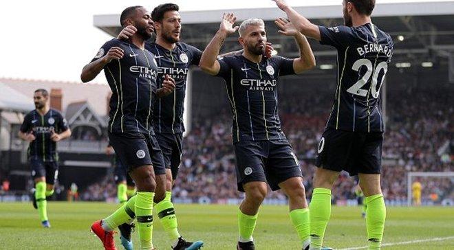 Фулхем – Манчестер Сіті – 0:2 – відео голів та огляд матчу