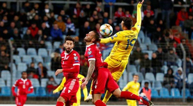 Головні новини футболу 27 березня: УЄФА відкрив справу проти України через Мораєса, Баварія підписала гравця за 80 млн