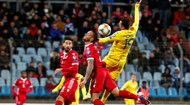 Главные новости футбола 27 марта: УЕФА открыл дело против Украины из-за Мораеса, Бавария подписала игрока за 80 млн