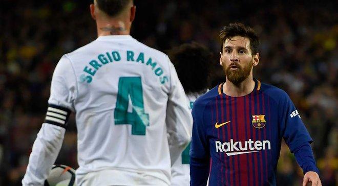 Рамос: Марадона находится на расстоянии световых лет от Месси