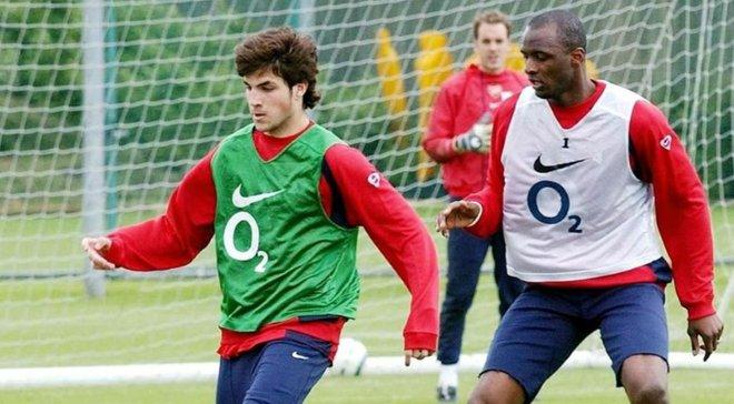 """""""Це дитина, через яку я покинув Арсенал"""", – Вієйра назвав причину, чому поїхав з Лондона"""