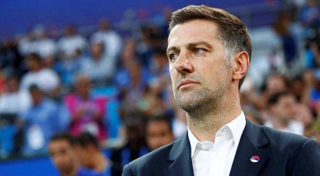 Тренер сборной Сербии Крстаич: После ничьей с Украиной португальцы оказались под давлением