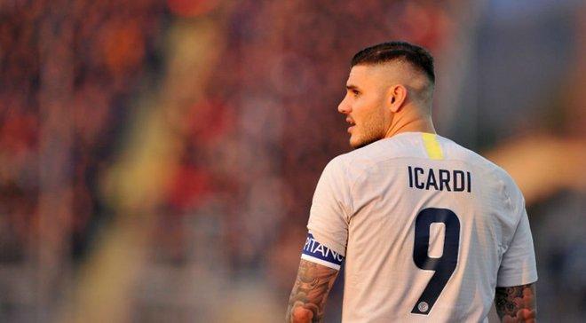 Ікарді вибачився перед партнерами і зіграє проти Лаціо