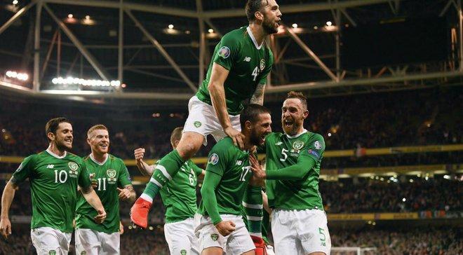 УЕФА возбудил дисциплинарное дело против Ирландии