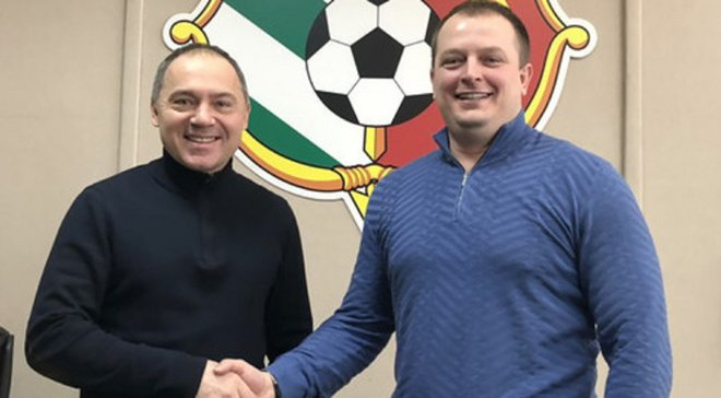 Ворскла объявила о назначении Косовского на тренерский мостик команды