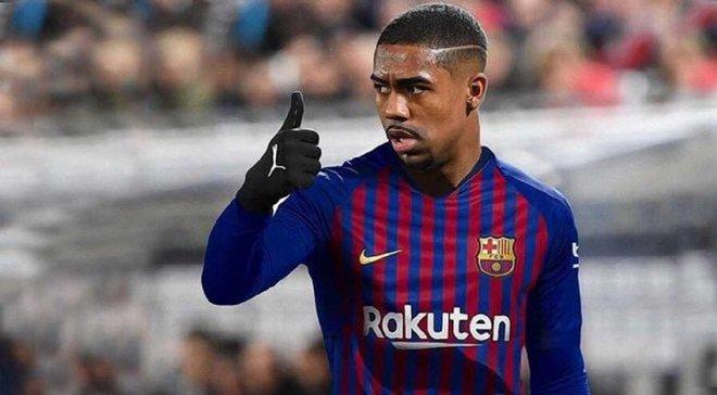 Барселона не продаст Малкома дешевле, чем за 50 миллионов евро – каталонцы заплатили за него меньше