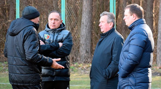 Сабо: В Косовського не буде непорозумінь у Ворсклі