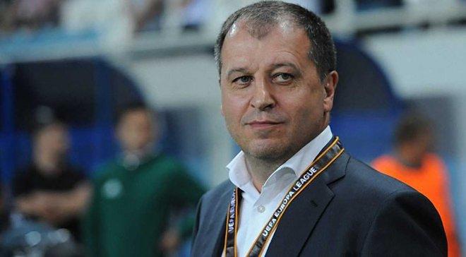 Вернидуб рассказал о кадровых проблемах Зари перед матчем с Динамо