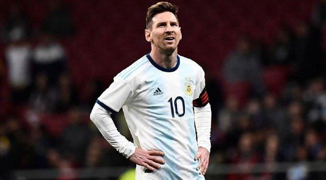 """""""Син запитує, чому мене розносять в Аргентині"""". Мессі – про критику в збірній, невдачу на ЧС-2018 та Роналду в Ювентусі"""