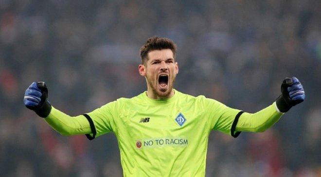 Бойко обійшов Циганкова у голосуванні на найкращого гравця Динамо у березні