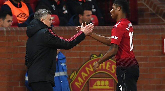 Рашфорд хоче продовжити контракт з Манчестер Юнайтед після повноцінного призначення Сульшера