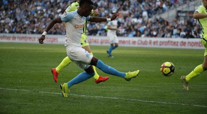 Ліга 1: Марсель з дублем від Балотеллі безглуздо втратив очки в матчі проти Анже