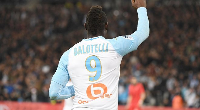 Балотелли забил в каждом из 5 первых матчей за Марсель в Лиге 1 – такого не было 50 лет