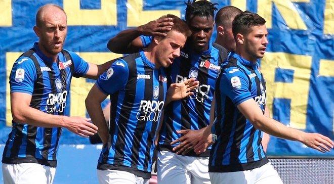 Аталанта на виїзді перемогла Парму: 29-й тур Серії А, матчі неділі