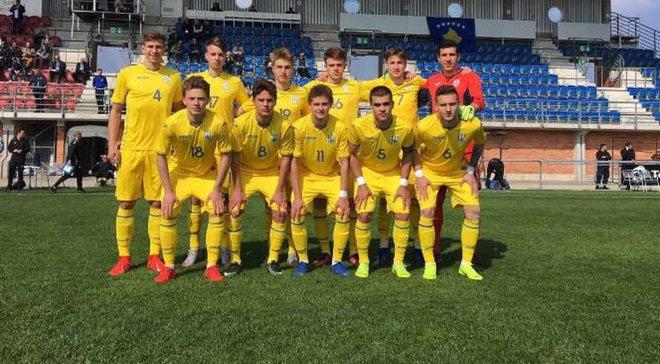 Збірна України U-17 поступилась Іспанії та не змогла вийти у фінальну частину Євро-2019