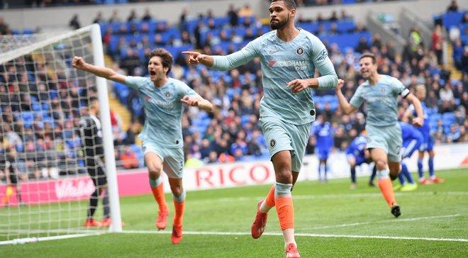 Кардифф – Челси – 1:2 – видео голов и обзор матча