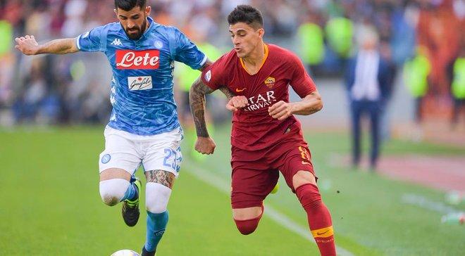 Рома – Наполі – 1:4 – відео голів та огляд матчу
